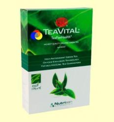 TeaVital - Te Verd - 100% Natural - 125 grams