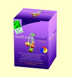 Anti Estrès Natural - 100% Natural - 60 càpsules