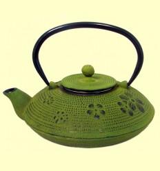 Tetsubin - Tetera de ferro colat verda - Signes Grimalt - 800 ml