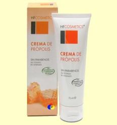 Crema Pròpolis - Afeccions cutànies - HF Cosmetics - 75 ml