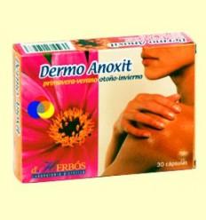 Dermo Anoxit - derbós - 30 càpsules