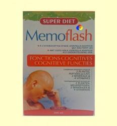 Memoflash - Super Diet - 20 ampolles