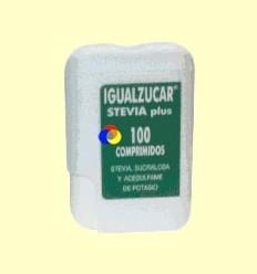 Igualzucar Stevia Plus - 100 comprimits
