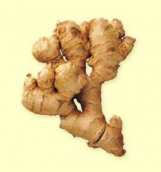 Gingebre arrel pols (Zingiber officinale) - 100 grams ******