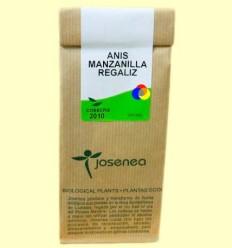 Anís Camamilla Regalèssia - Josenea - 50 grams