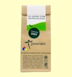 Te verd amb Menta - Josenea infusions ecològiques - 50 grams