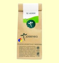 Te verd - Josenea infusions ecològiques - 50 grams