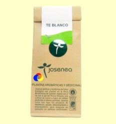 Te blanc granel - Josenea infusions ecològiques - 25 grams
