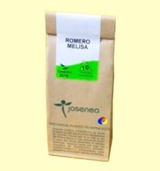 Romero + Melissa - Josenea infusions ecològiques - 10 piràmides