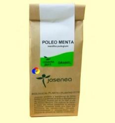 Menta Poleo - Josenea infusions ecològiques - 10 piràmides