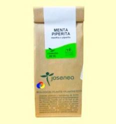 Menta piperita - Josena infusions ecològiques - 10 piràmides