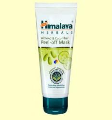 Mascareta Peel-off - Ametlla i Cogombre - Himàlaia Herbals - 75 ml
