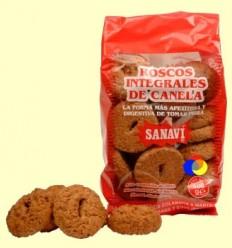 Roscos Integrals de Canyella - Sanavi - 400 grams