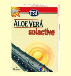 Aloe Vera Solactive Càpsules - Melanina - Laboratoris ESI - 30 càpsules