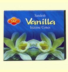 Encens cons Vainilla - SAC- 10 cons