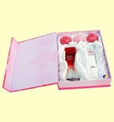 Set de Regal Rose of Bulgària - Tipus llibre - Biofresh Cosmetics