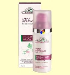 Crema Hidratant Pells Mixtes Cèl·lules Mare - Corpore Sa - 50 ml