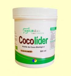 Cocolíder - Oli de coco bio - Naturlíder - 500 ml