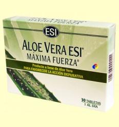 Aloe Vera Esi - Màxima força - Laboratoris Esi - 30 tabletes