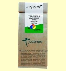 Te rooibos, lemongrass, melissa, calèndula, regalèssia - Més que te - 50 grams - Josenea