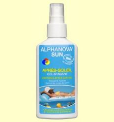 OFERTA-30% - Gel Calmant Aftersun - Alphanova - 125 grams