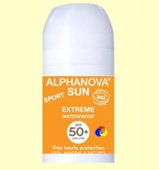 Protector Solar Roll-On Factor 50 + - Alphanova - 50 ml