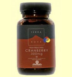 Nabiu Vermell 300 mg - Terra Nova - 50 càpsules