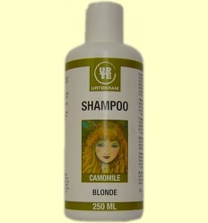 Shampoo Blonde A la Camamilla de Urtekram