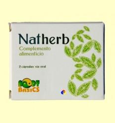Natherb (Haqter-q) - Relacions de parella - Laboratori Body Basics - 2 càpsules