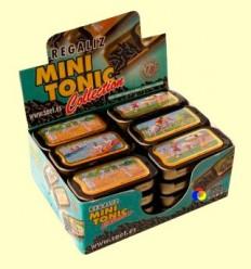 Mini Tonic - Regalèssia Eucaliptus - SAET sweets - 1 caixa decorada 6 grams