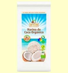 Farina de coco Bio - Dr Goerg - 600 grams