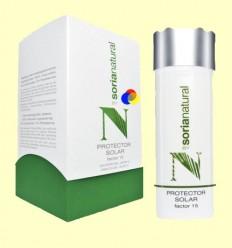 Protector Solar Factor 15 - Cosmètica Solar - Soria Natural - 150 ml