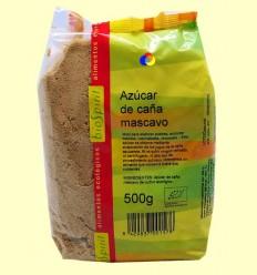Sucre de Canya mascavo Raspadura - BioSpirit - 500 grams