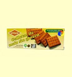 Galetes de Blat de moro sense gluten - Singlu - 170 grams