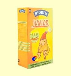 Papilla Junior Bio 12 mesos - BIOBIM - 250 grams