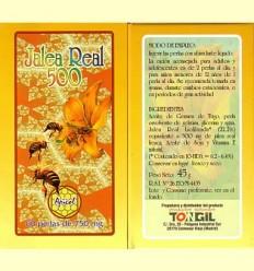 OFERTA-40% - Gelea Reial 500 - Tongil - 60 perles
