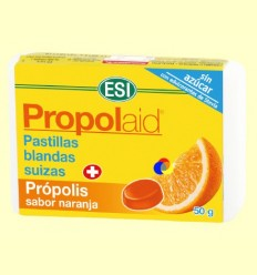 Propolaid Caramels Sabor Taronja - Laboratoris ESI - 50 grams