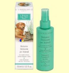 Bàlsam Desenredador per a Animals - L'Erbolario - 150 ml
