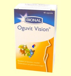 Oguvit Vision - Sosté la visió - Bional - 40 càpsules