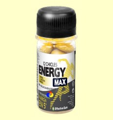 Xiclets Energy Max - Effective Gum - 12 xiclets