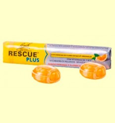 Caramels Bach Rescue Plus - Bach - 10 caramels farcits