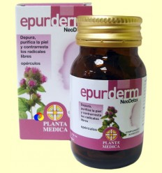 Epur Derm Neodetox - Depura la Pell - Planta Mèdica - 50 opercles