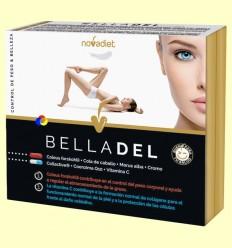 Belladel - Pes saludable i Pell llisa - Novadiet - 60 càpsules vegetals
