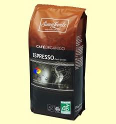 Cafè en Gra Orgànic Exprés Negre - Simon Levelt - 250 grams