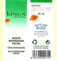 Oli Reparador Facial - Kinua - 30 ml