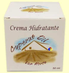 Crema Hidratant amb Oli de Xufa - Van Horts - 50 ml