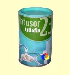 Natusor 23 Litiofin - Soria Natural - 80 grams