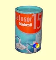 Natusor 15 - Diabesil - Soria Natural - 100 grams