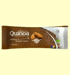 Barreta nutritiva de Quinoa / Ametlles / Sèsam - Nature Crops - 40 grams