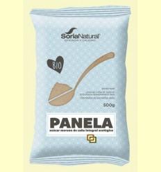 Panela - Sucre de Canya sense Refinar - Soria Natural - 500 grams
